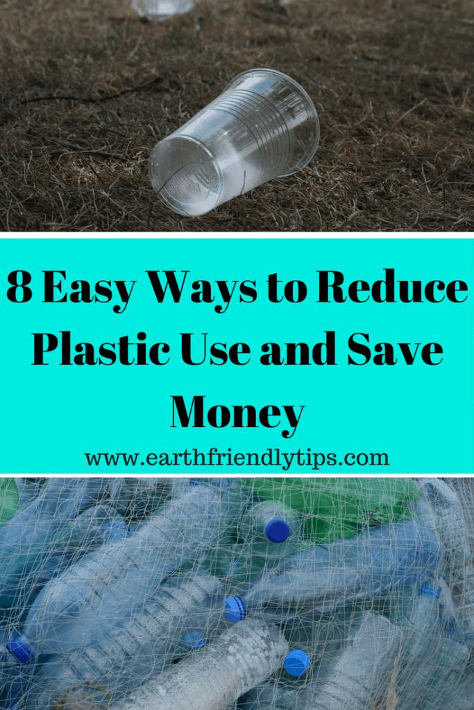 8 Easy Ways to Reduce Plastic Use