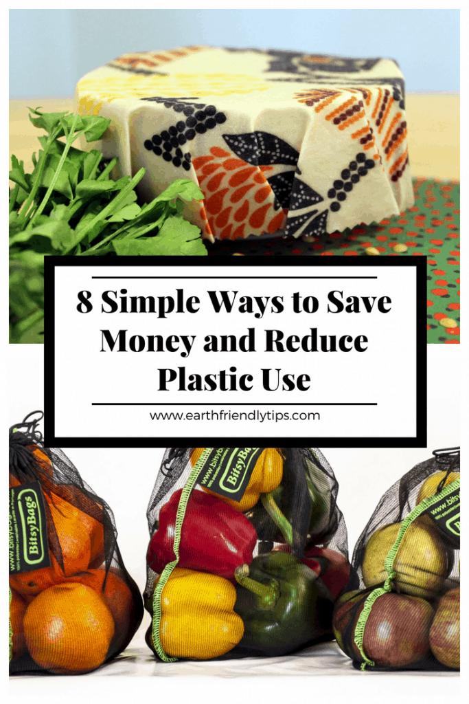 8 Simple Ways to Reduce Plastic Use