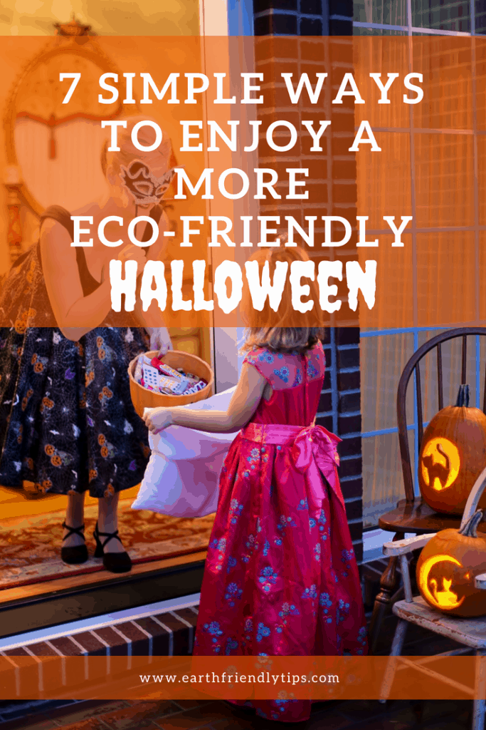 7 simple tips to enjoy an eco-friendly Halloween