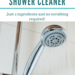 How to Make DIY Tub and Shower Cleaner