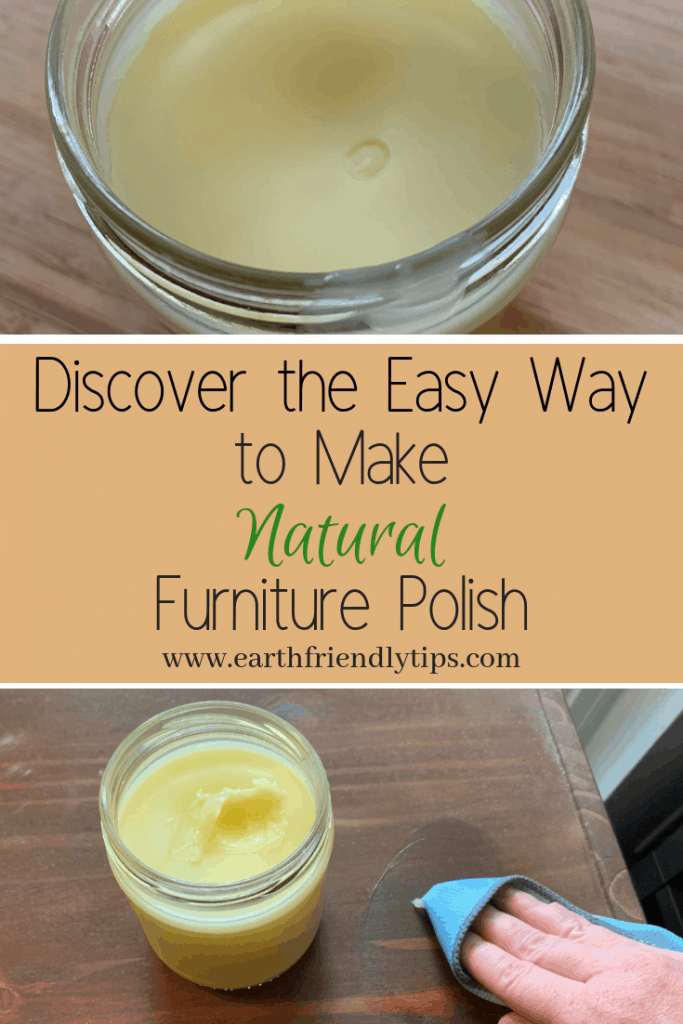How To Make Homemade Furniture Polish Earth Friendly Tips