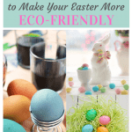Discover the unbelievably easy swaps you can make to have an eco-friendly Easter