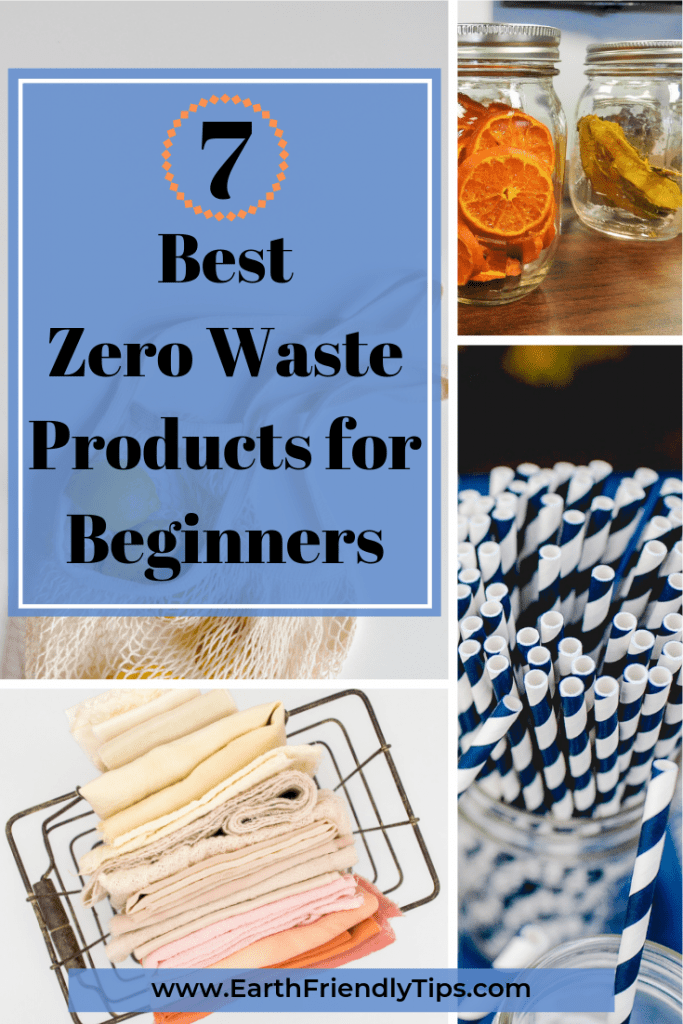 Discover the best zero waste products for beginners