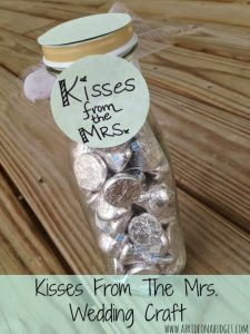 Upcycled Kisses From the Misses